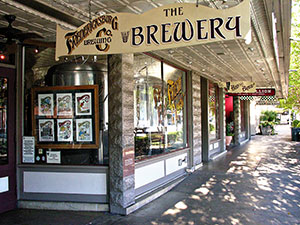 Main Street - Fredericksburg Brewing Company - Photo provided by the Fredericksburg Brewing Company