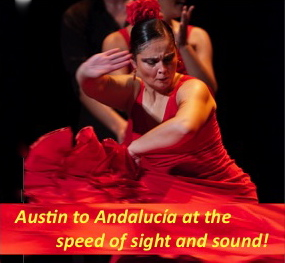 Flamenco Austin extravaganza at the Long Center