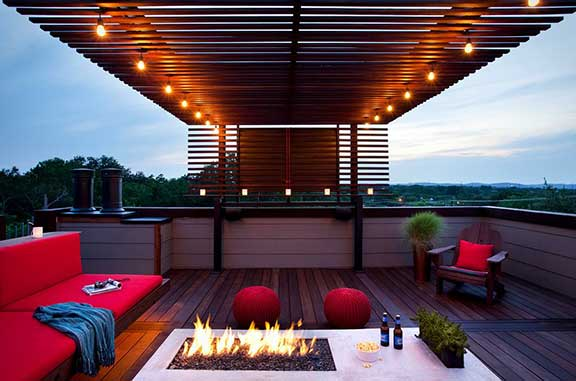 Outdoor Design austin outdoor design: where design meets character - hot trends